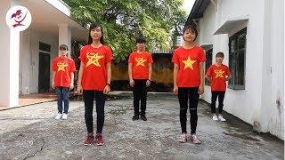 Dạy nhảy bài 9 bước - Đến với con người Việt Nam tôi