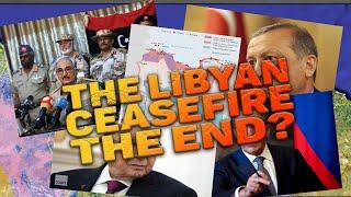 Срочно Ливия  Эрдаган грозит Хафтару  Перемирие зашло в тупик Что дальше