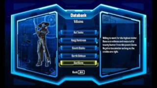 Star Wars - The Clone Wars: Republic Heroes Databank