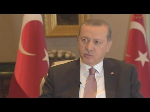 Erdogan: Turkey will not apologize to Russia