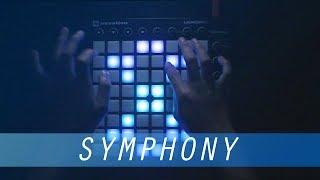 Clean Bandit ft. Zara Larsson - Symphony (Beau Collins Remix)   FF Launchpad Cover