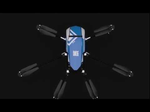 TXA UAV's Agricultural Drones