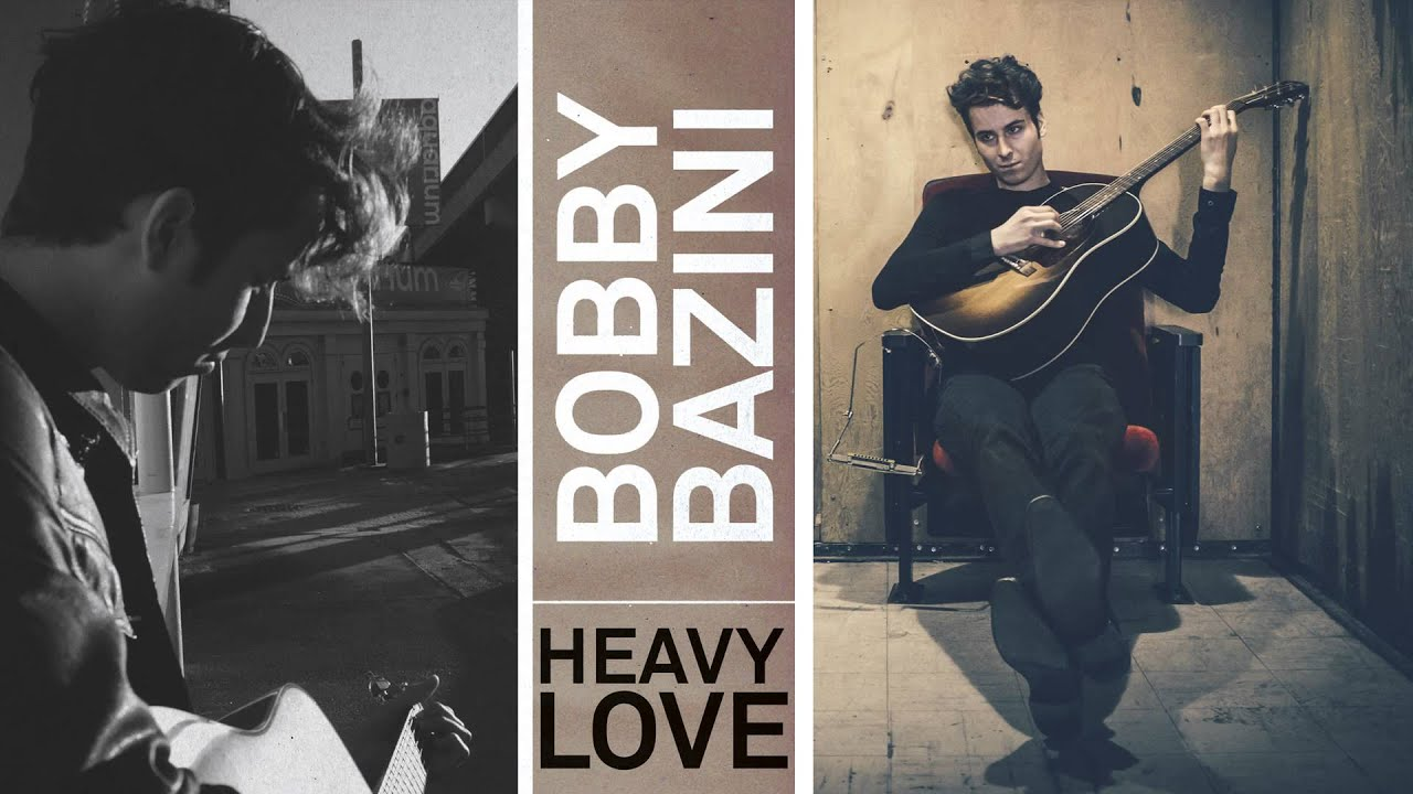 video: Bobby Bazini - HEAVY LOVE [Official Audio]