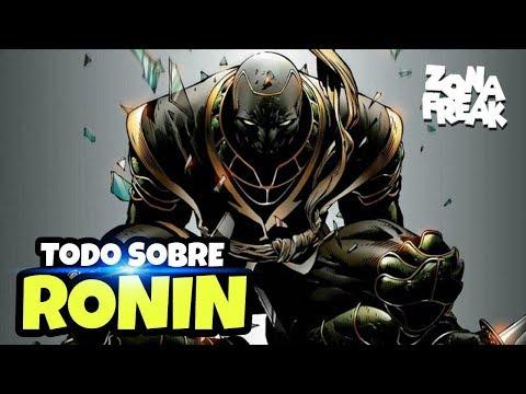 Todo Sobre RONIN (Marvel)   Zona Freak