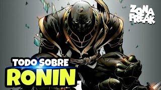 Todo Sobre RONIN (Marvel) | Zona Freak streaming