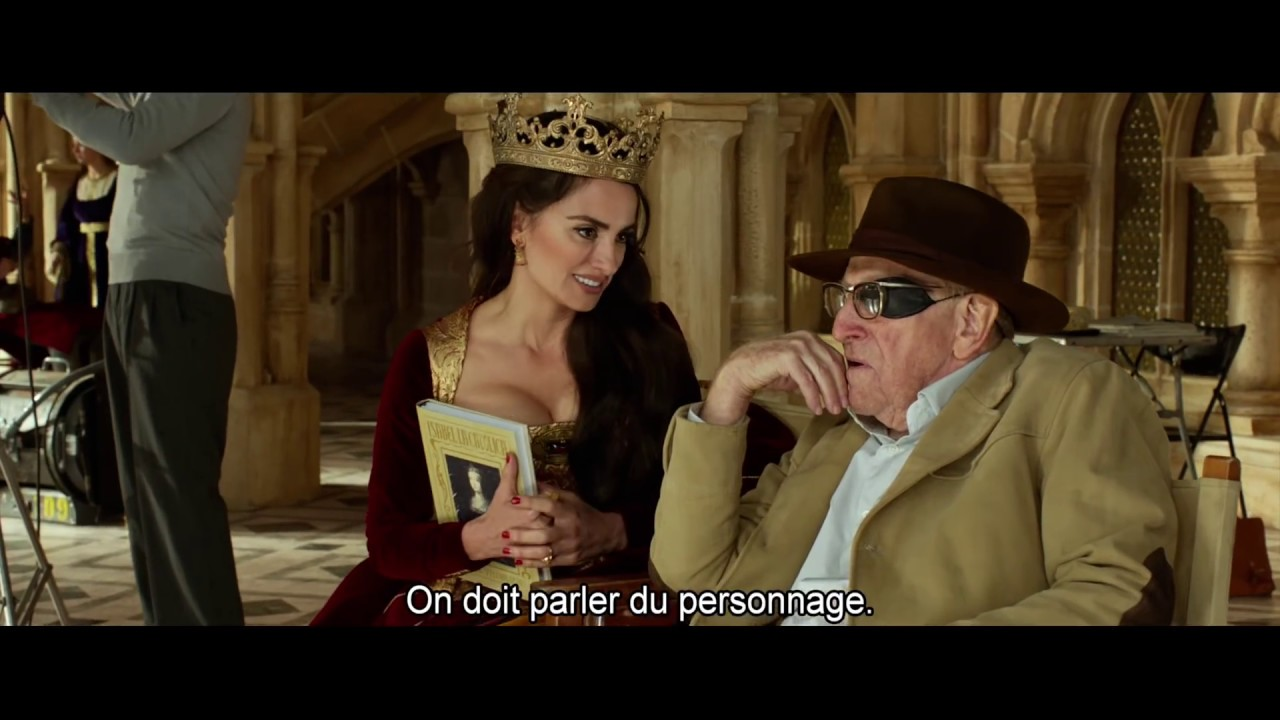 La reine d'Espagne - Teaser