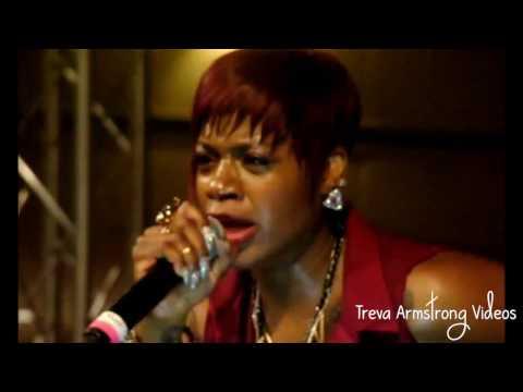 Fantasia  feat Pastor Diane Barber Live in MD 2013
