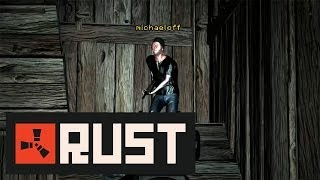 35-ый клик: Rust | Атака шведов на наш дом. Часть 1/2 | 1080p