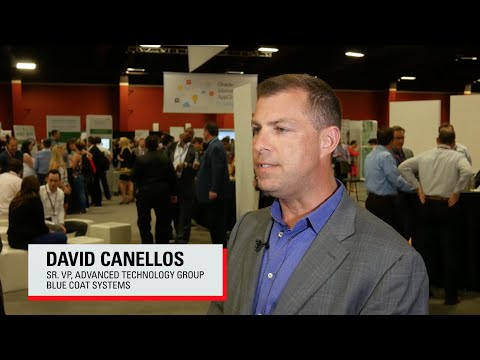 Modern Customer Experience: David Canellos, Sr. VP, Advanced Technology Group, Blue Coat Systems