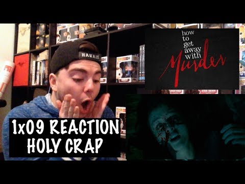 HOW TO GET AWAY WITH MURDER - 1x09 'KILL ME, KILL ME, KILL ME' REACTION