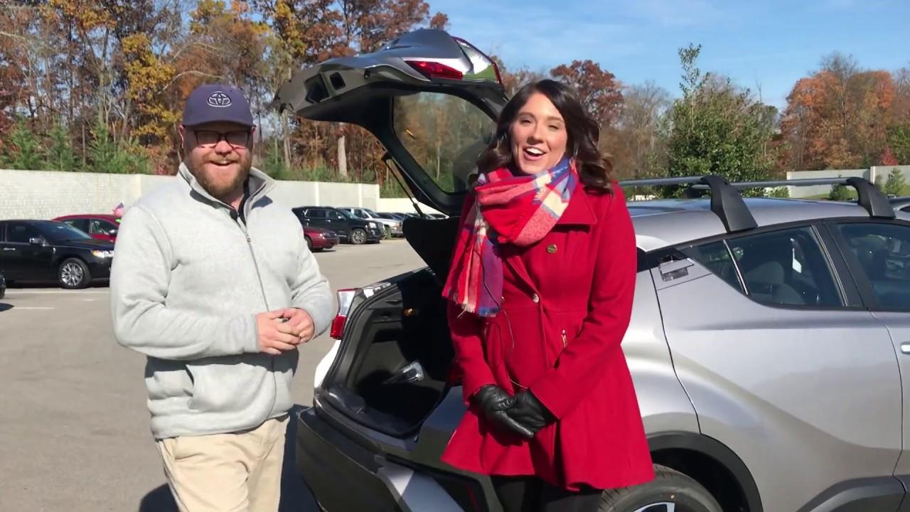 The New Toyota C HR Walk Through | Oxmoor Toyota | Louisville, KY