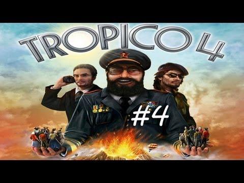 Tropico 4 re-attempt #4 - Tourism |