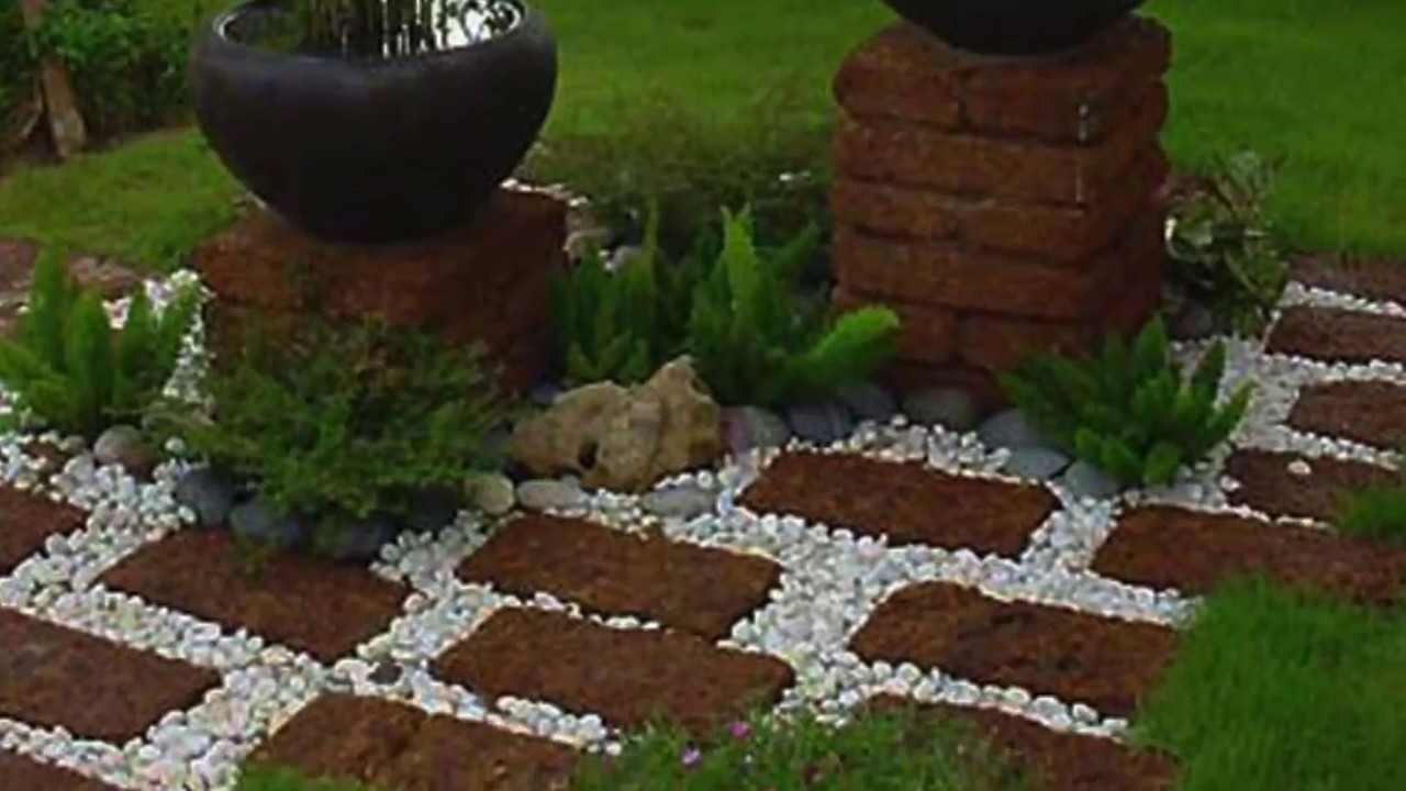 35 Lovely Pathways for a Well Organized Home and Garden - YouTube