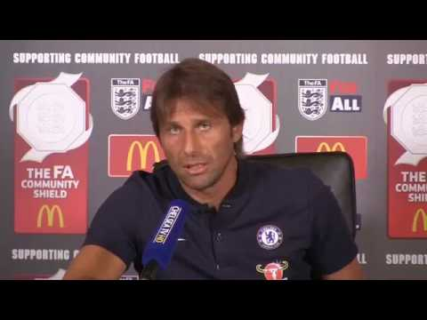 Antonio Conte pre match press conference [Chelsea vs Arsenal]