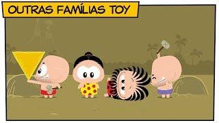 Mônica Toy |  Maratona com outras famílias Toy