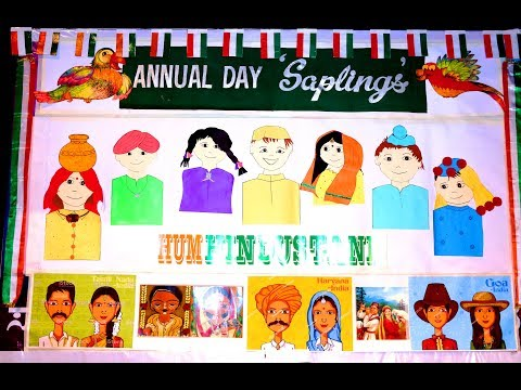 Saplings 28th Annual Day Celebration