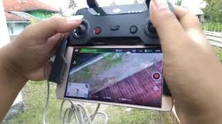 Main Drone DJI,  Ngintip Cewek Broooo