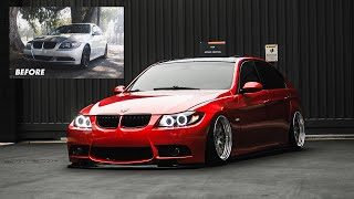 Building an E90 in 10 Minutes!
