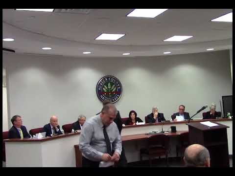 February 14 2018 Sussex County Board of Chosen Freeholders