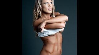Фитнес упражнения для похудения Сжигаем жир на животе и боках