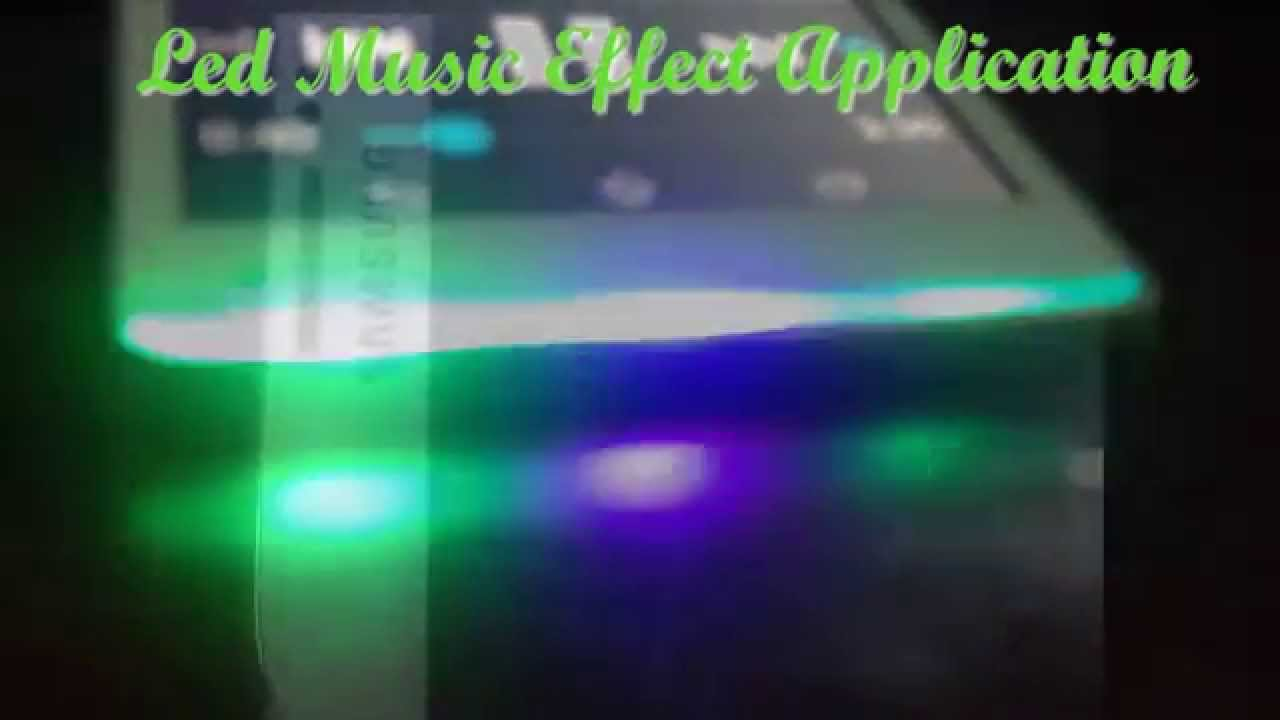 Cult of Android - Turn your smartphone's LED into a cool music