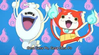 GERA GERA PO SONG (ENGLISH VER.) | YO-KAI WATCH OP Song(The Yo-kai are coming! The hit series, YO-KAI WATCH is coming to Disney XD®, premiering on Oct 5th, 5 p.m. ET/PT. New episodes air daily between Oct 5th ..., 2015-09-25T23:22:58.000Z)