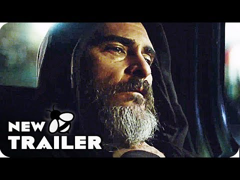 YOU WERE NEVER REALLY HERE  First Look 2017 Joaquin Phoenix Movie