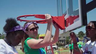 Sports Courts - the newest playground innovation from KaBOOM!