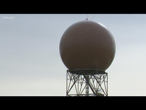 Weather radar near Boise - used by metrologists and phone apps - to be shut down for next three week