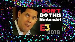 Response to Nintendo Beyond (DON'T Do This Nintendo!)