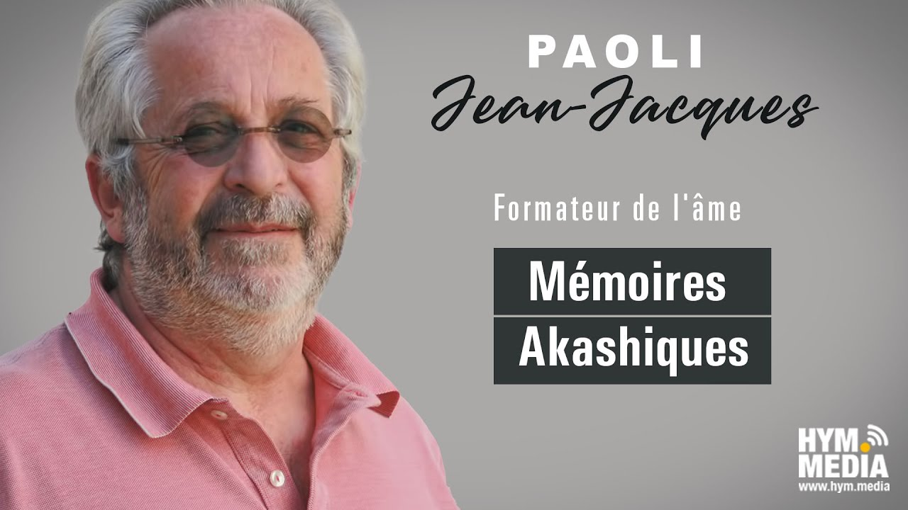 Espace Thérapeutes : Jean-Jacques Paoli