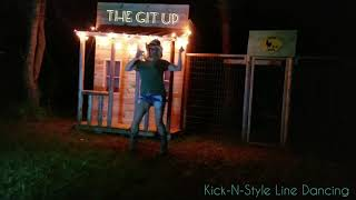 The Git Up Line Dance Video