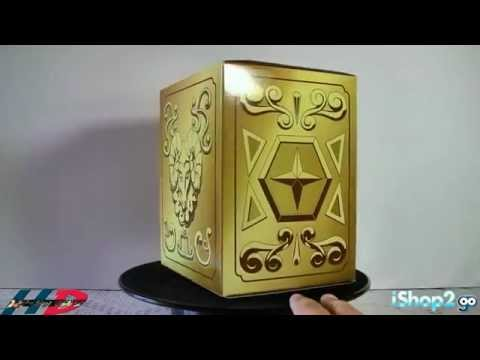 Saint Cloth Myth EX Aries Mu Review