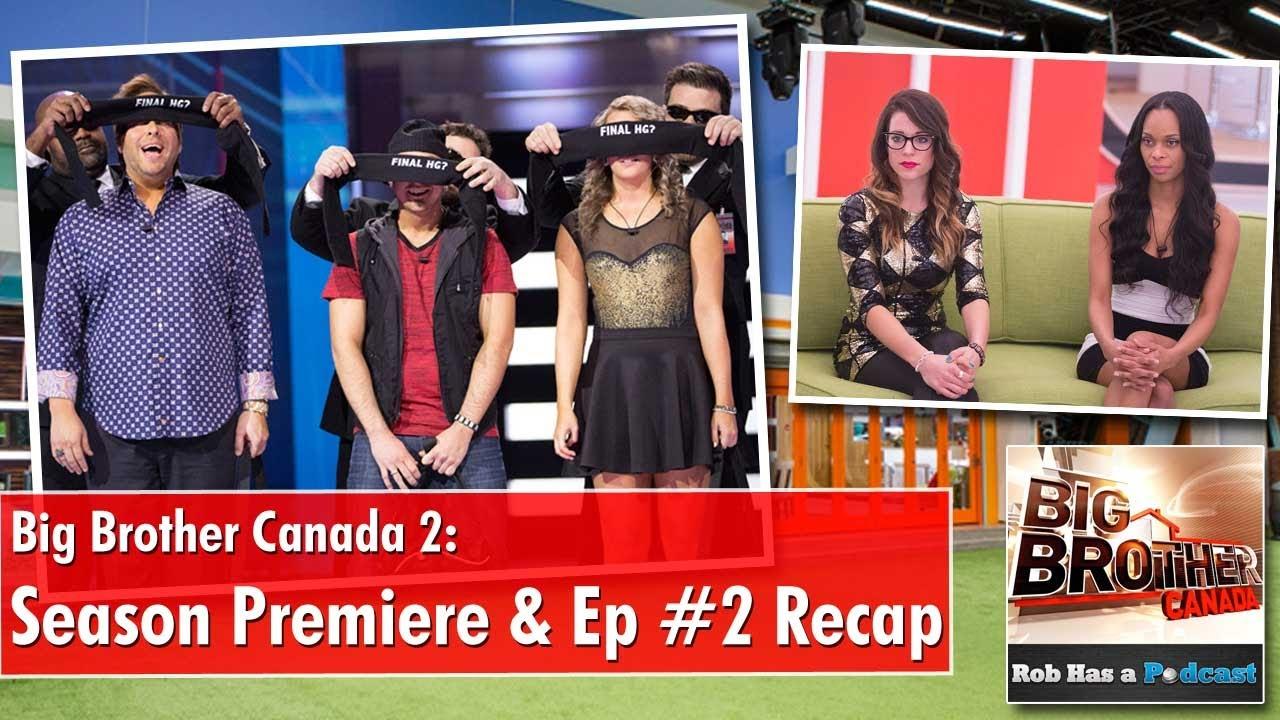 Big Brother Canada 2 Jon en Neda dating dating agentschap Glasgow