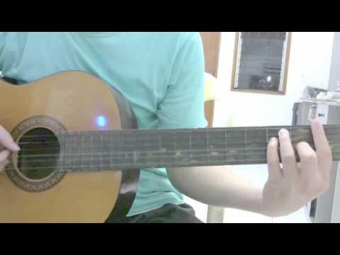 Gisel - Cara Lupakanmu. Gitar Fingerstyle basic (simple + tab)