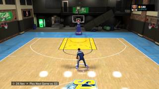 HOW TO DO ANKLE BREAKERS AND CROSSOVER COMBONATION DRIBBLES NBA2K15