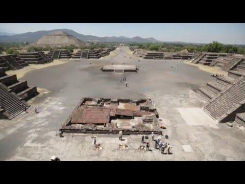 """Descubren """"el nuevo ombligo"""" de Teotihuacán"""