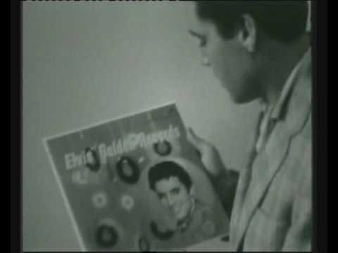 Elvis Golden Records 1958