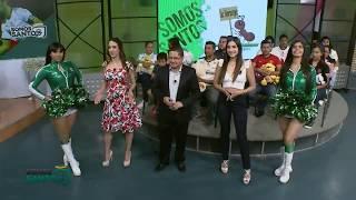 embeded bvideo SOMOS SANTOS - Abril 16, 2018