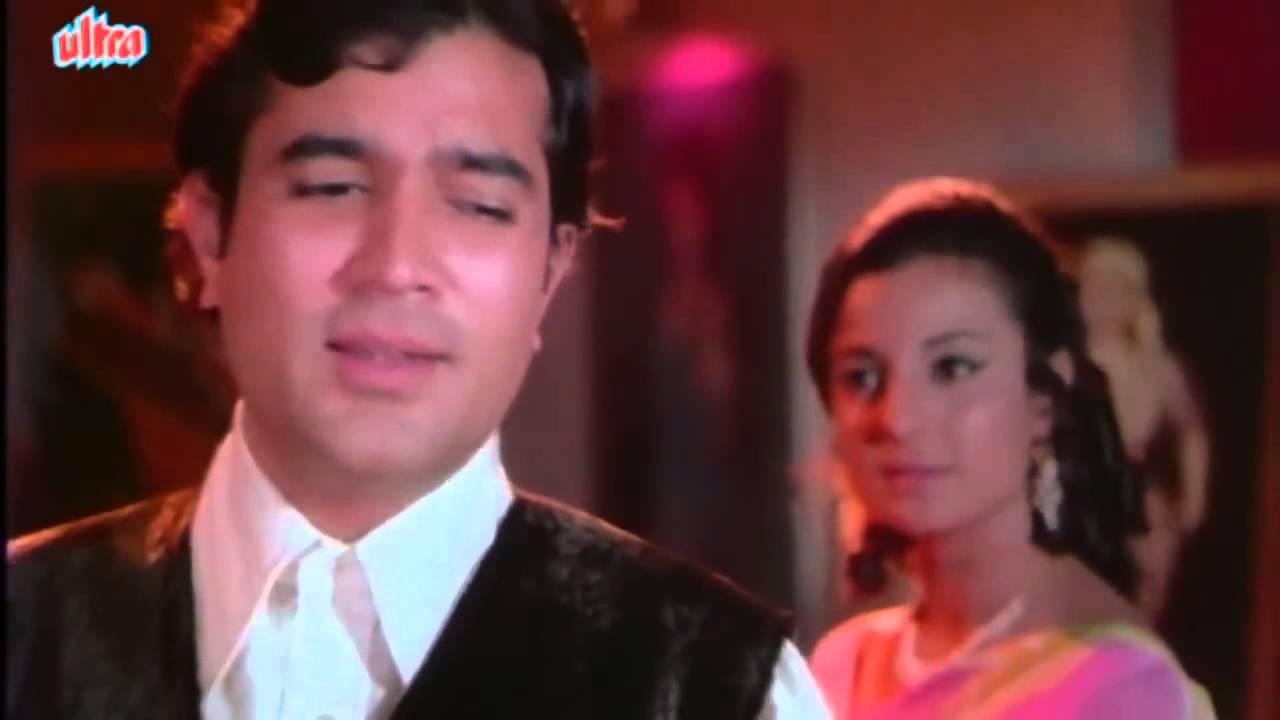 Download O Mere Dil Ke Chain Full HD Song 1080P   Rajesh Khanna   Mere Jeevan Saathi