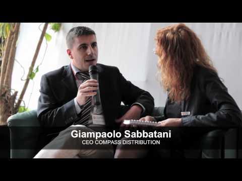 Giampaolo Sabbatani, CEO di Compass Distribution