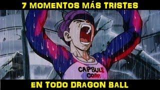 7 Momentos Más Tristes En Todo Dragon Ball