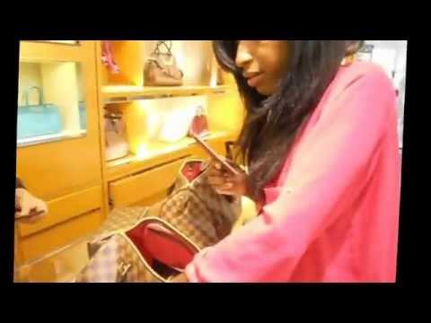 Louis Vuitton Shopping experience