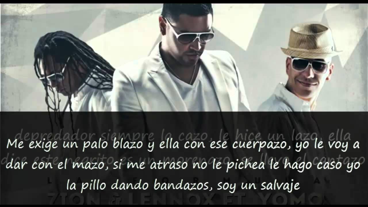 musica de zion y lennox ft yomo cantazo