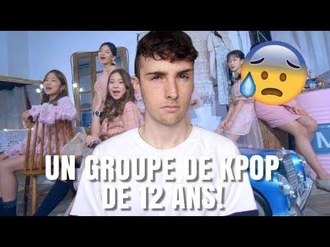 TOP ET FLOP - UN GROUPE DE KPOP DE 12 ANS!