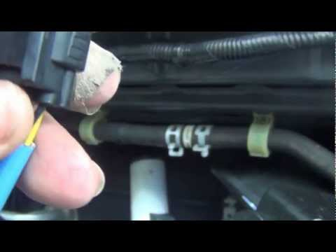 How To Change Automatic Transmission Fluid [ATF] on 200 ...