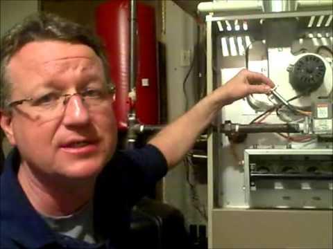 Furnace Repair - Furnace Troubleshooting - Replacing an Igniter and Flame Sensor