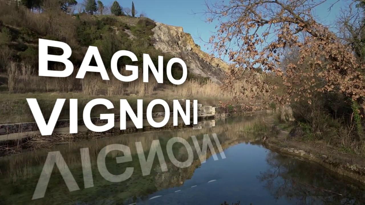 Bagno Vignoni Toscana In Italiano