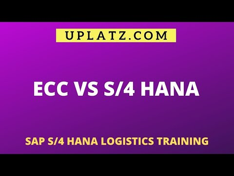 ecc-vs.-s/4hana-|-sap-s/4hana-logistics-training-|-uplatz