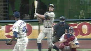 ATL@MTL: Chipper hits a grand slam off Pedro in 1997